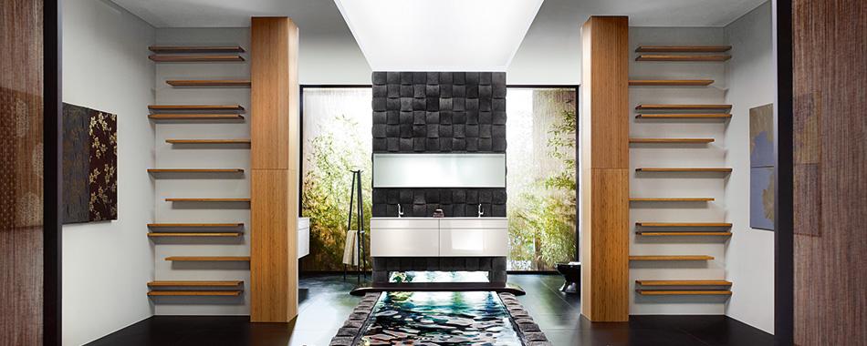 Große Badezimmer badmöbel große badezimmer und design bäder burgbad