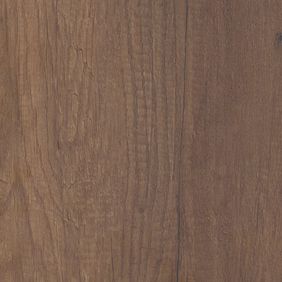 Melamine rust oak decor