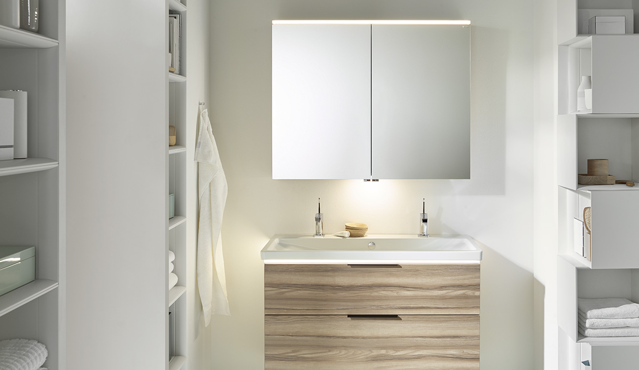 burgbad Eqio bathroom furniture